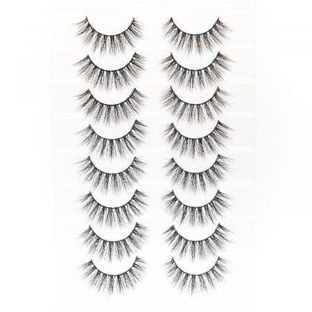 kit-pro-lashes-collection-clear-silk-vip25